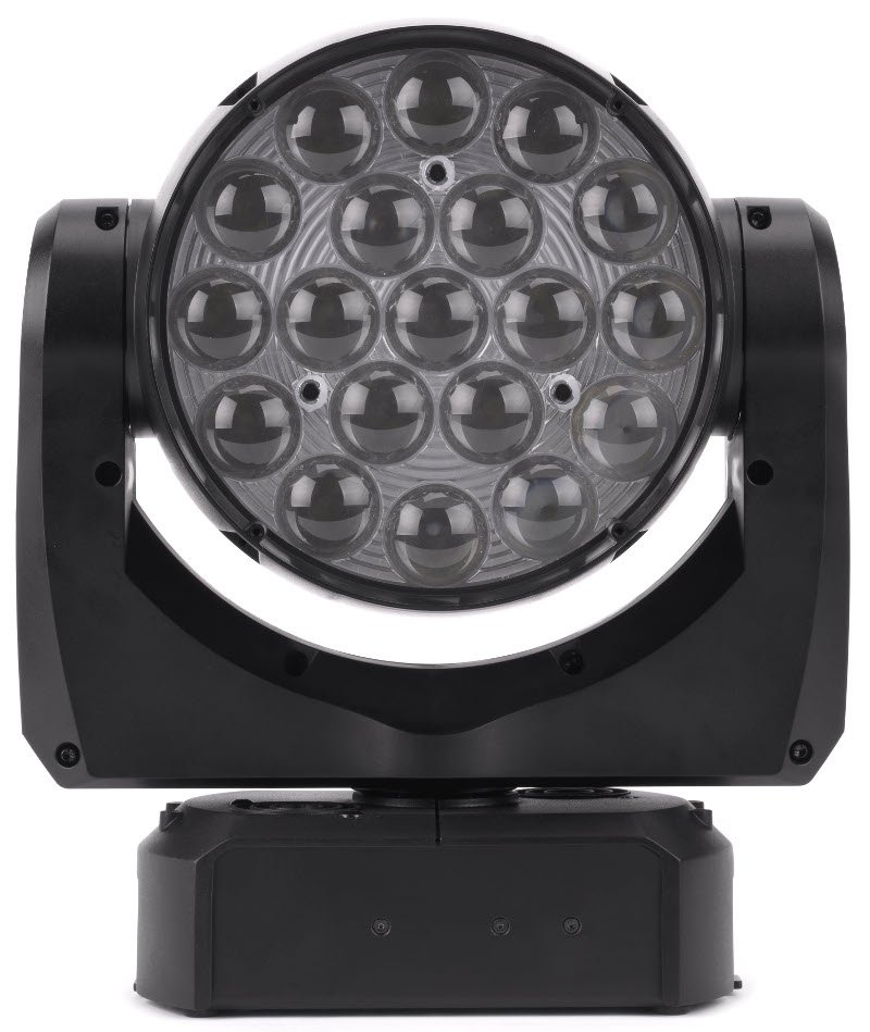 Compact LED Wash Light Fixture