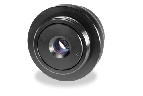 "1/2"" CS Mount 6.0mm F2.0 HD Fixed Lens with IR Cut Filter"
