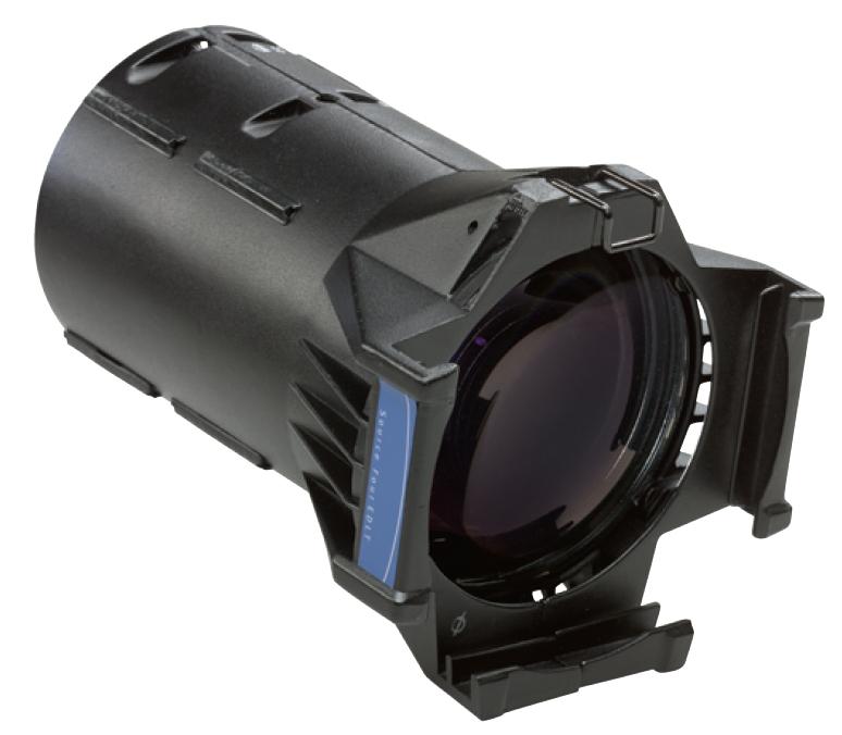 50 Degree Enhanced Definition Lens Tube in White