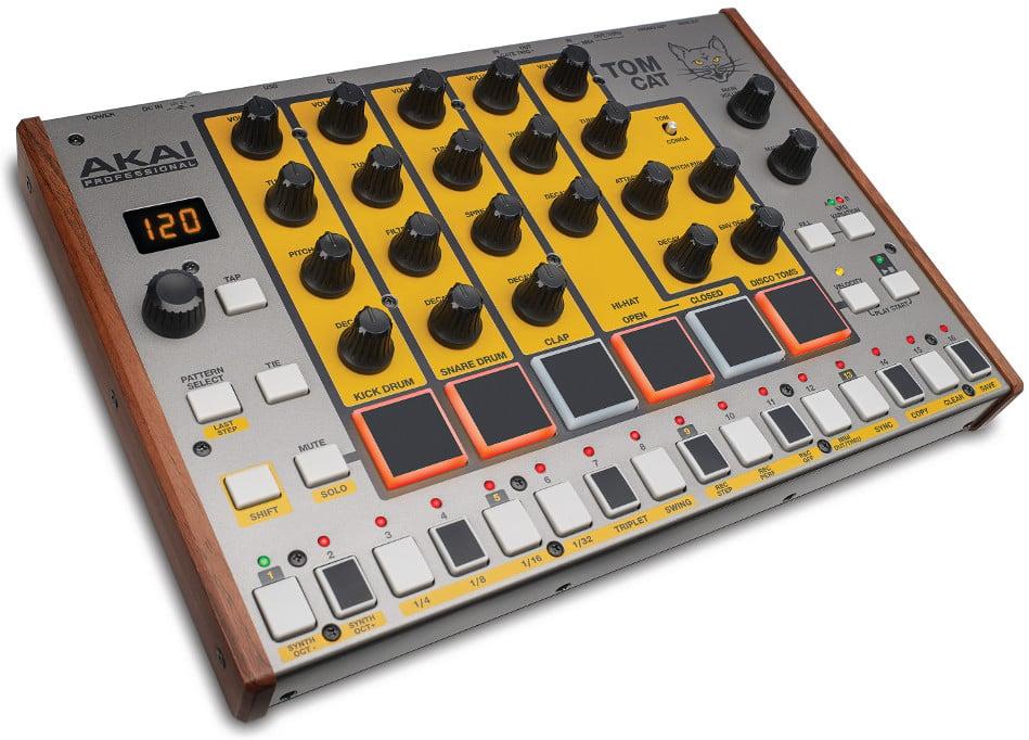 Analog Drum Machine