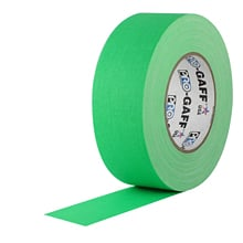 "55 Yard Roll of 2"" Wide Gaffers Tape"