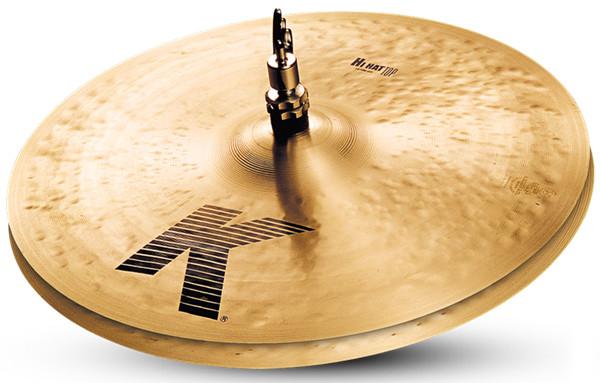 "Zildjian K0824 14"" K Hi-Hat Top Cymbal K0824"