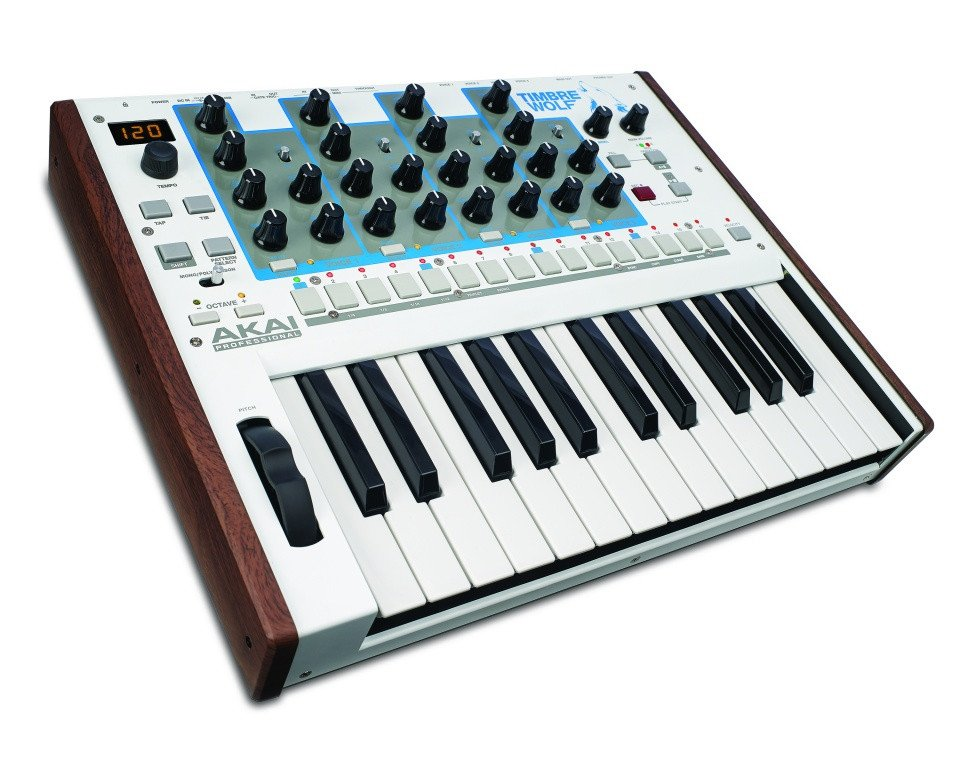 Polyphonic Analog Synthesizer