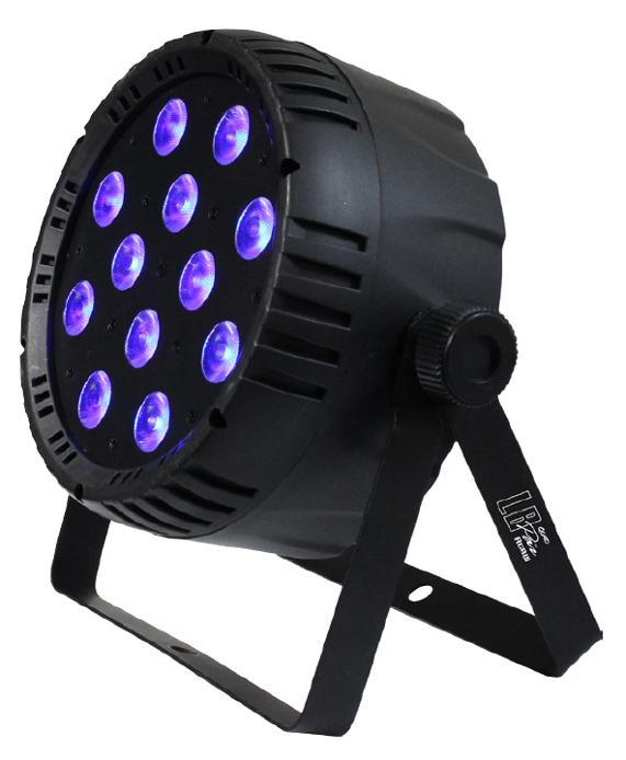 12x10W RGBW 4-in-1 LED Par