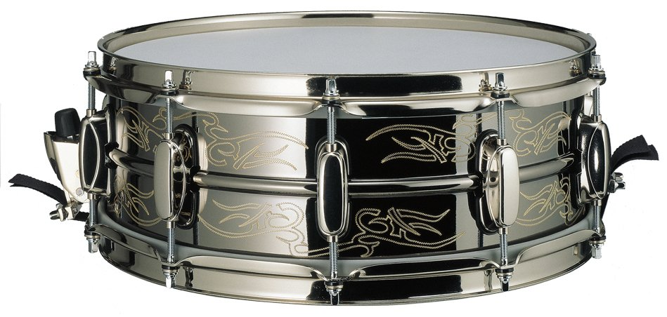 "5""x14"" Kenny Aronoff ""Trackmaster"" Signature Brass Snare Drum"