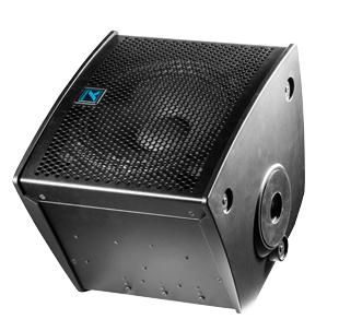 """NX Series 10"""" 300W Powered Arrayable Loudspeaker"""