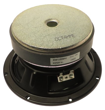 Woofer for AC28/26/-WH and AC28/95/-WH