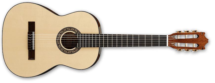 Natural High Gloss 3/4-Size Classical Guitar