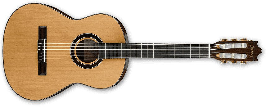Natural High Gloss 3/4-Size Classical Guitar