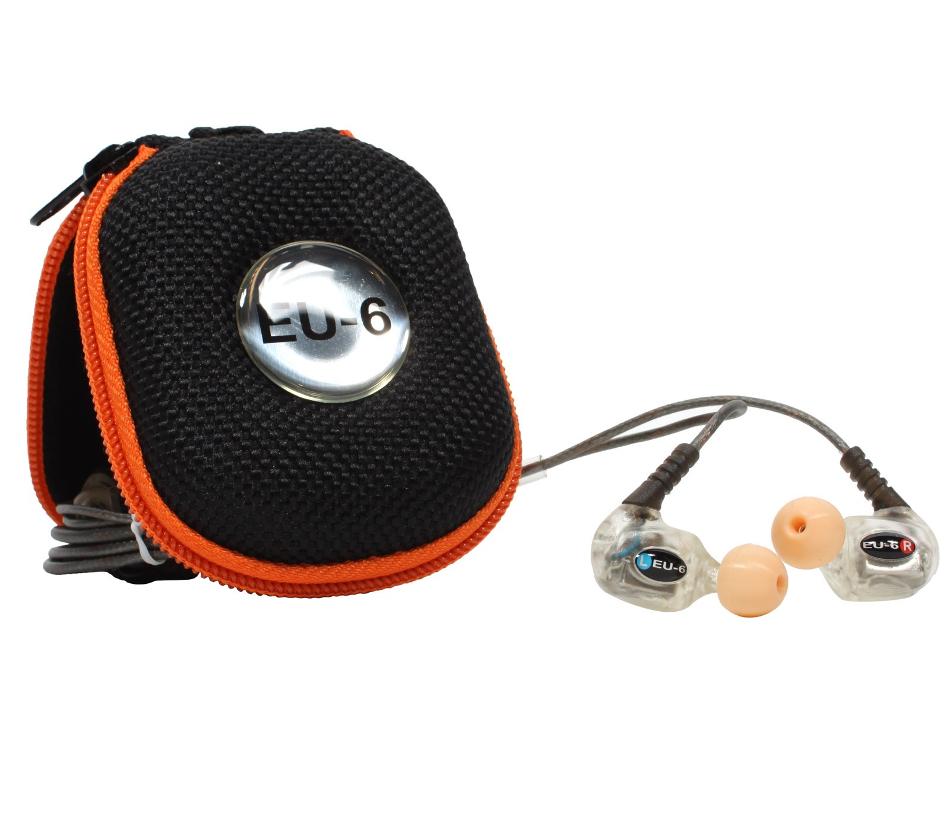Dual Driver In-Ear Headphones