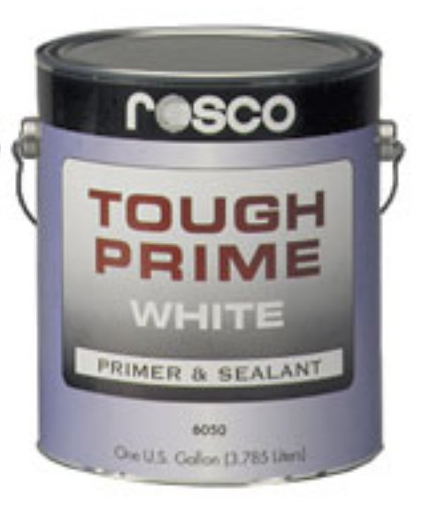Rosco Laboratories 06050-0640 5 Gallons of Tough Prime White Primer and Sealant 06050-0640