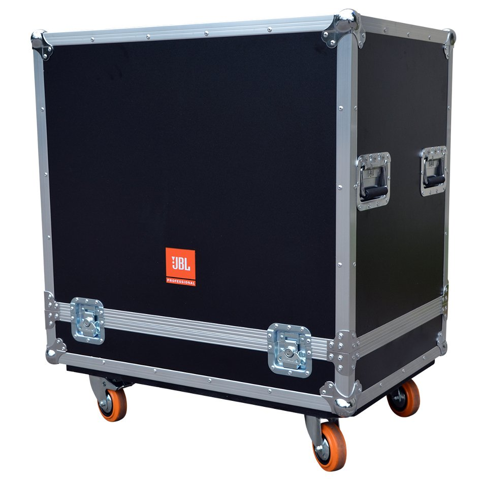 Flight Case with Casters for PRX718 Subwoofer