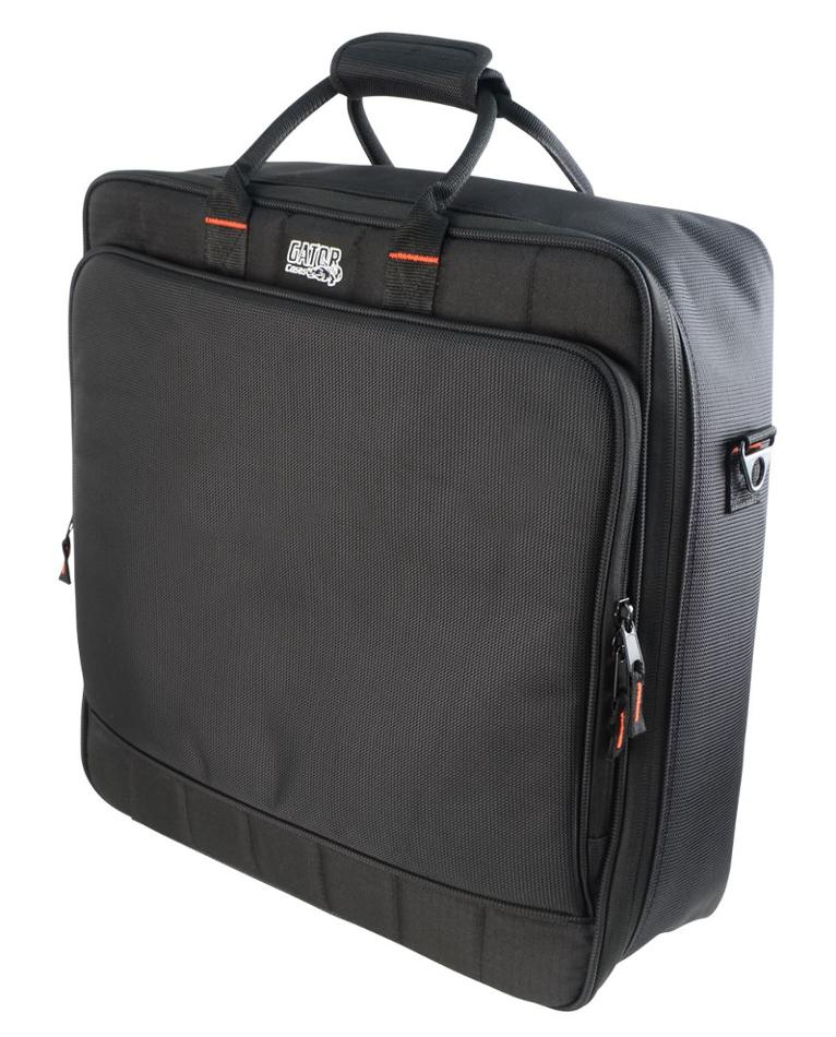 "Padded Nylon Mixer/Equipment Bag, 18""x18""x5.5"""