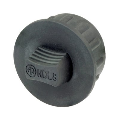 Dummy Plug for 8-Pole Male SpeakON Chassis Connectors