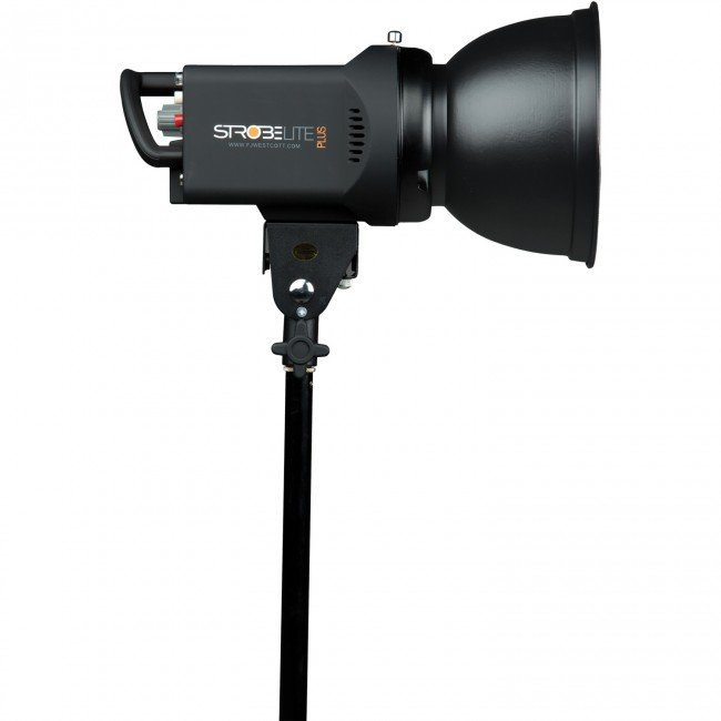 400W Adjustable Compact Strobe Flash Lamp
