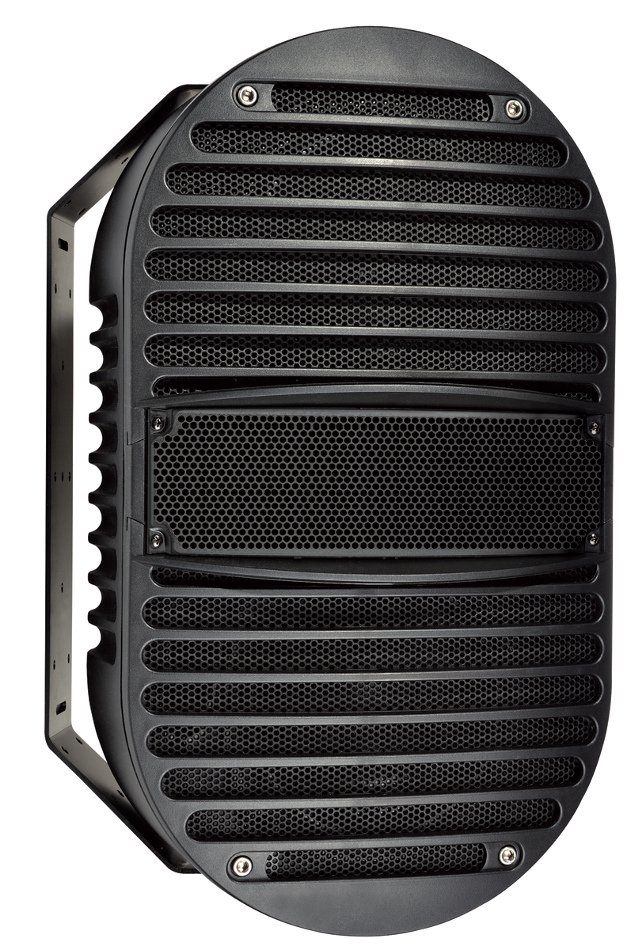 "Bogen Communications A12 A-Series Dual 6.5"" Long-Throw Loudspeaker with Low Impedance & 70V Operation in Black A12-BOGEN"