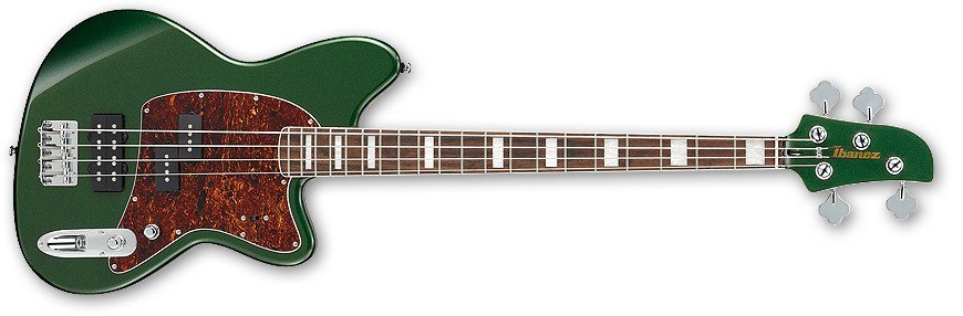 Metallic Frost Talman Bass Series Electric Bass