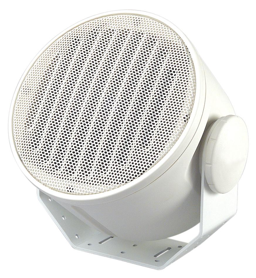 "A-Series 6"" 100W (8 Ohms) Armadillo Speaker in White"