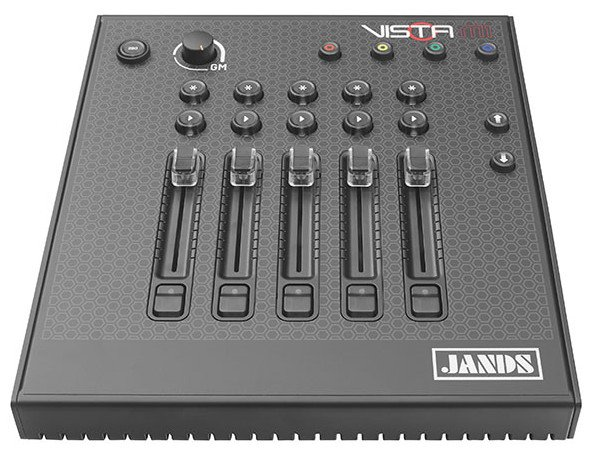 Vista M1 Control Surface with 1024 channel dongle