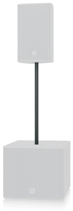 Turbosound Tpole90 20 Lightweight 35 Quot Steel Pole Speaker