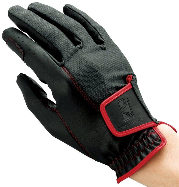 Large Drummer's Gloves