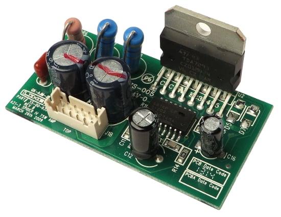 Power Amp PCB for Spider IV