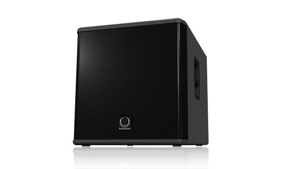 "600W 18"" Front-Loaded Subwoofer"