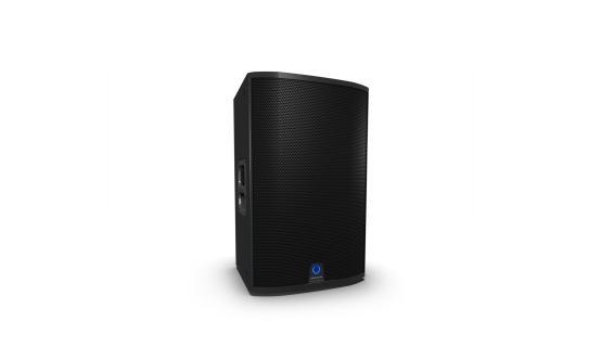 """15""""  2-Way Powered Speaker in Black"""