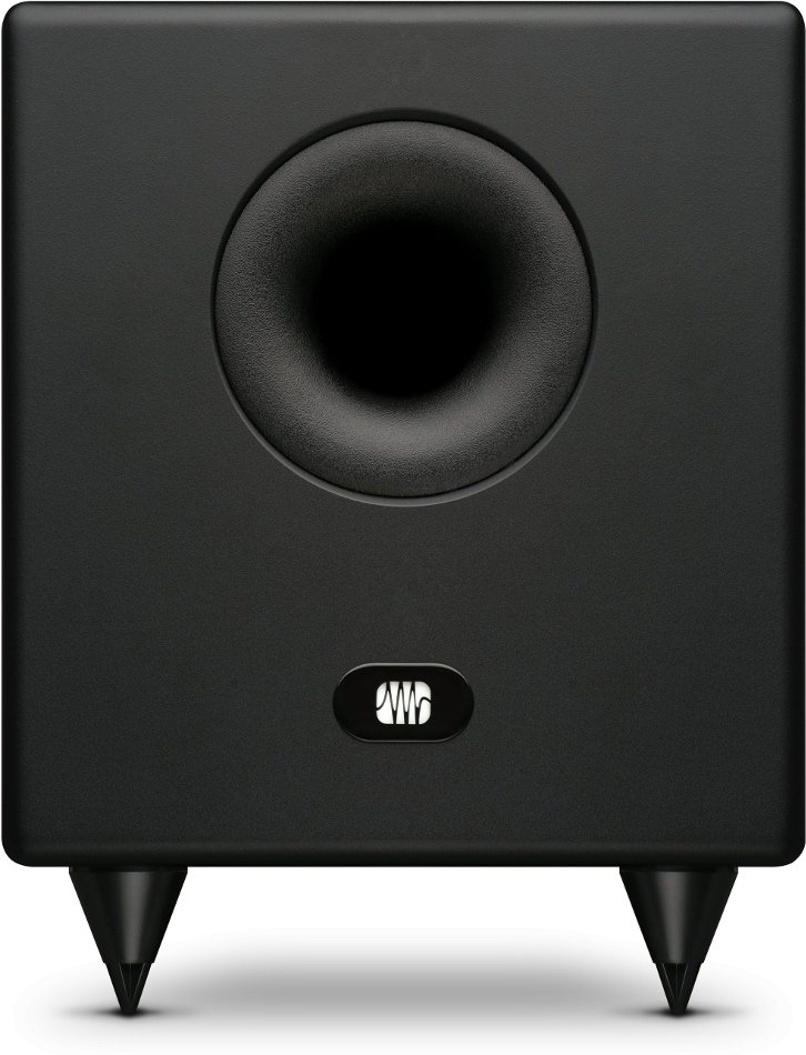 "PreSonus Temblor T8 8"" 200W Active Studio Subwoofer with Rear-Firing Bass Reflex Port TEMBLOR-T8"