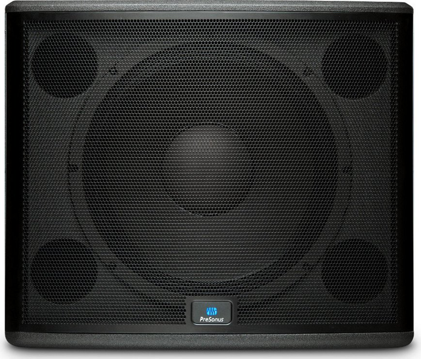 """18"""" Active Integration Subwoofer with 1000W Power Amplifier"""