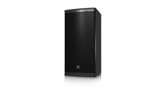 "600W 12"" 2-Way Full Range Speaker in Black"