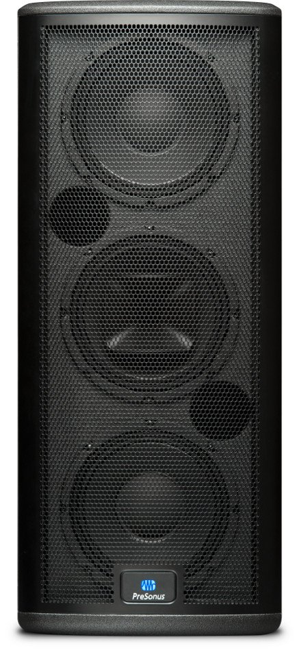 "2x8"" 3-Way Active Integration Loudspeaker with 2000W Power Amplifier"
