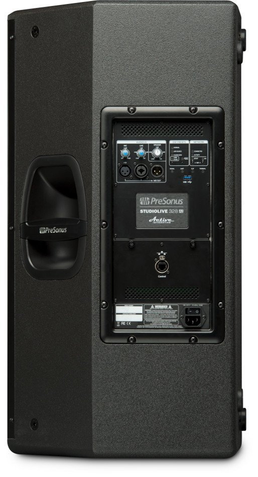 "PreSonus StudioLive 328AI 2x8"" 3-Way Active Integration Loudspeaker with 2000W Power Amplifier STUDIO-LIVE-32-8-AI"