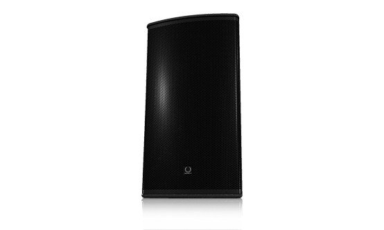 "500W 15"" 2-Way Full Range Speaker in Black"