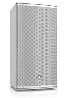 """500W 15"""" 2-Way Full Range Speaker in White"""