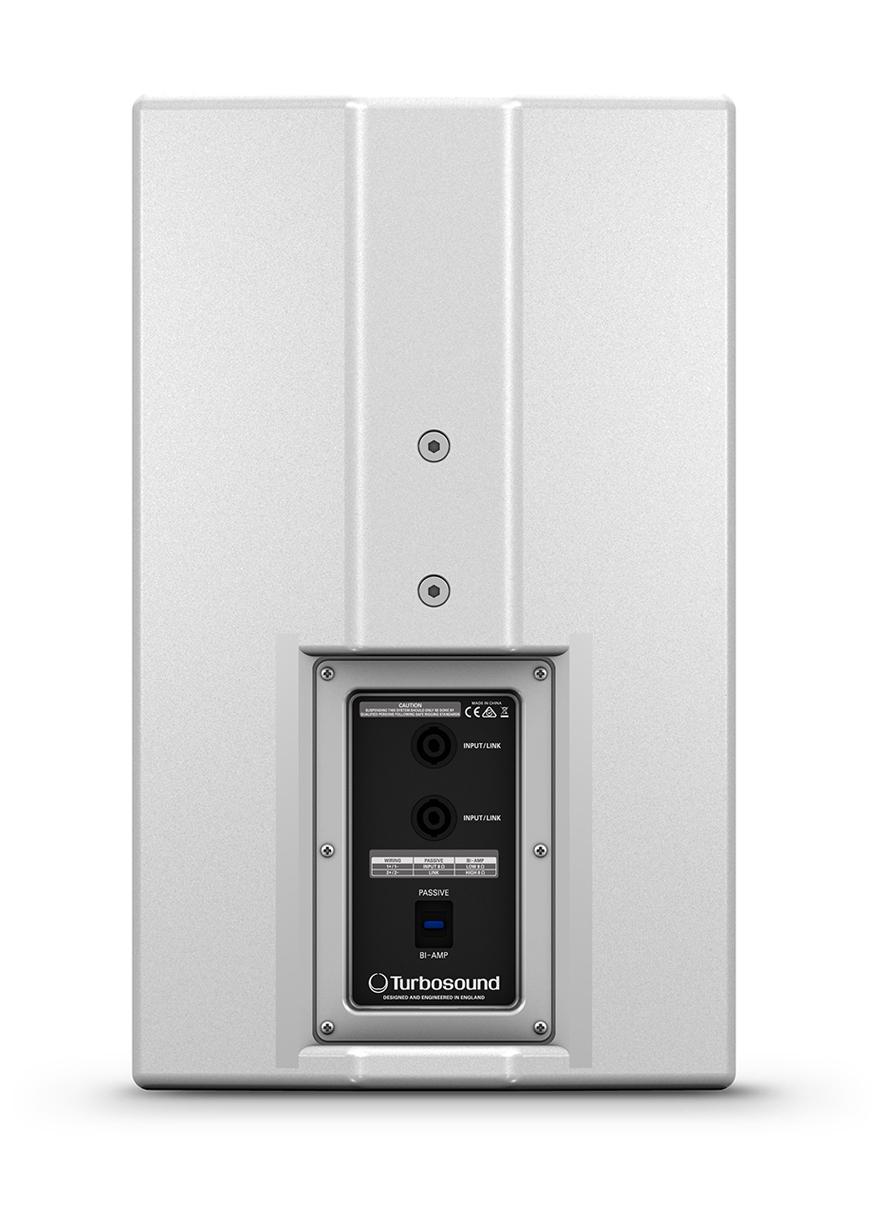 "10"" 2-Way 300W (8 Ohms) Full-Range Passive Loudspeaker in White"