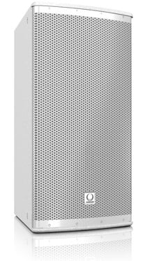 """500W 12"""" 2-Way Full Range Speaker in White"""