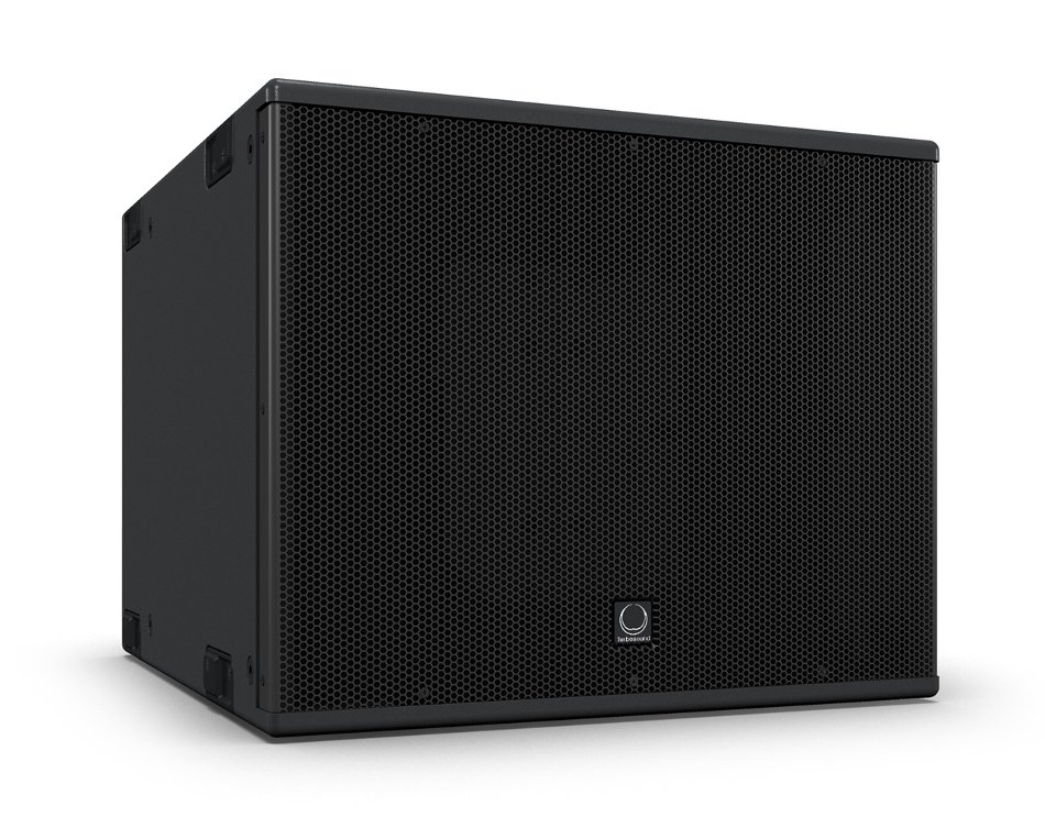 "15"" 500W (8 Ohms) Portable Passive Front-Loaded Subwoofer in Black"