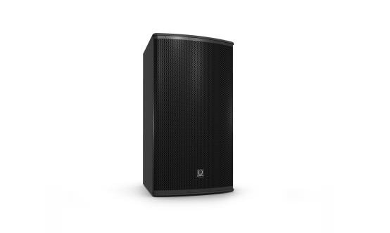 "800W 15"" 3-Way Full Range Speaker in Black"