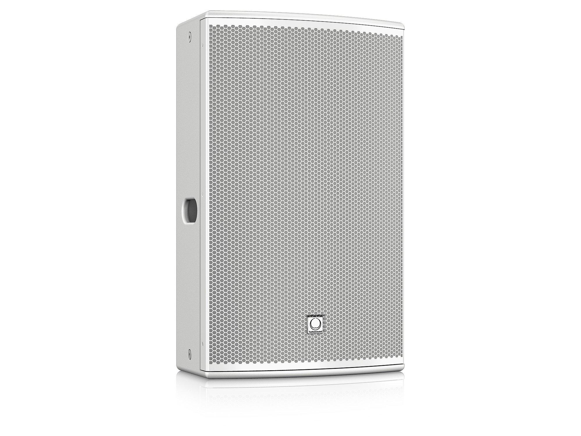 "15"" 500W (8 Ohms) 2-Way Full Range Passive Loudspeaker in White"