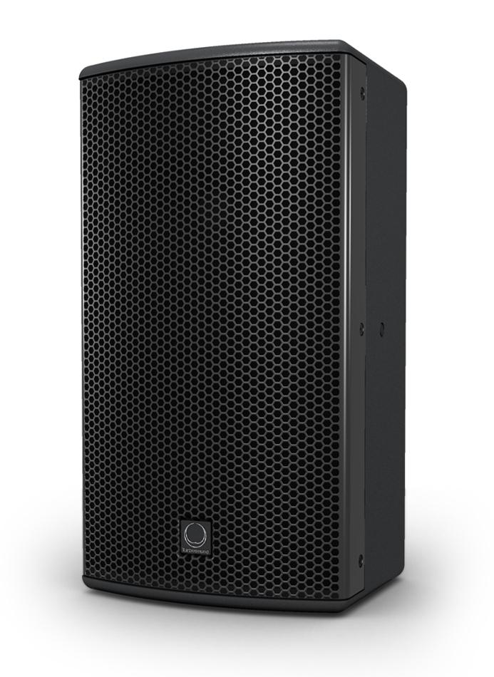 "6"" 200W (8 Ohms) 2-Way Full-Range Passive Loudspeaker in Black"