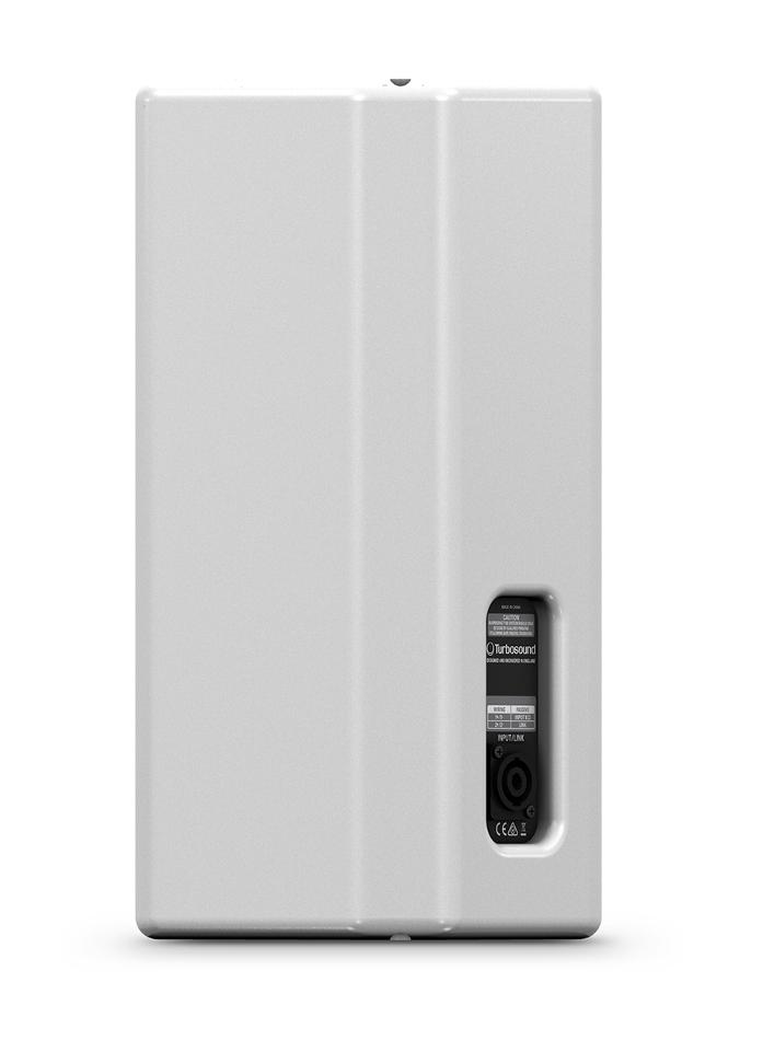 "6.5"" 150W (16 Ohms) 2-Way Full-Range Passive Loudspeaker in White"