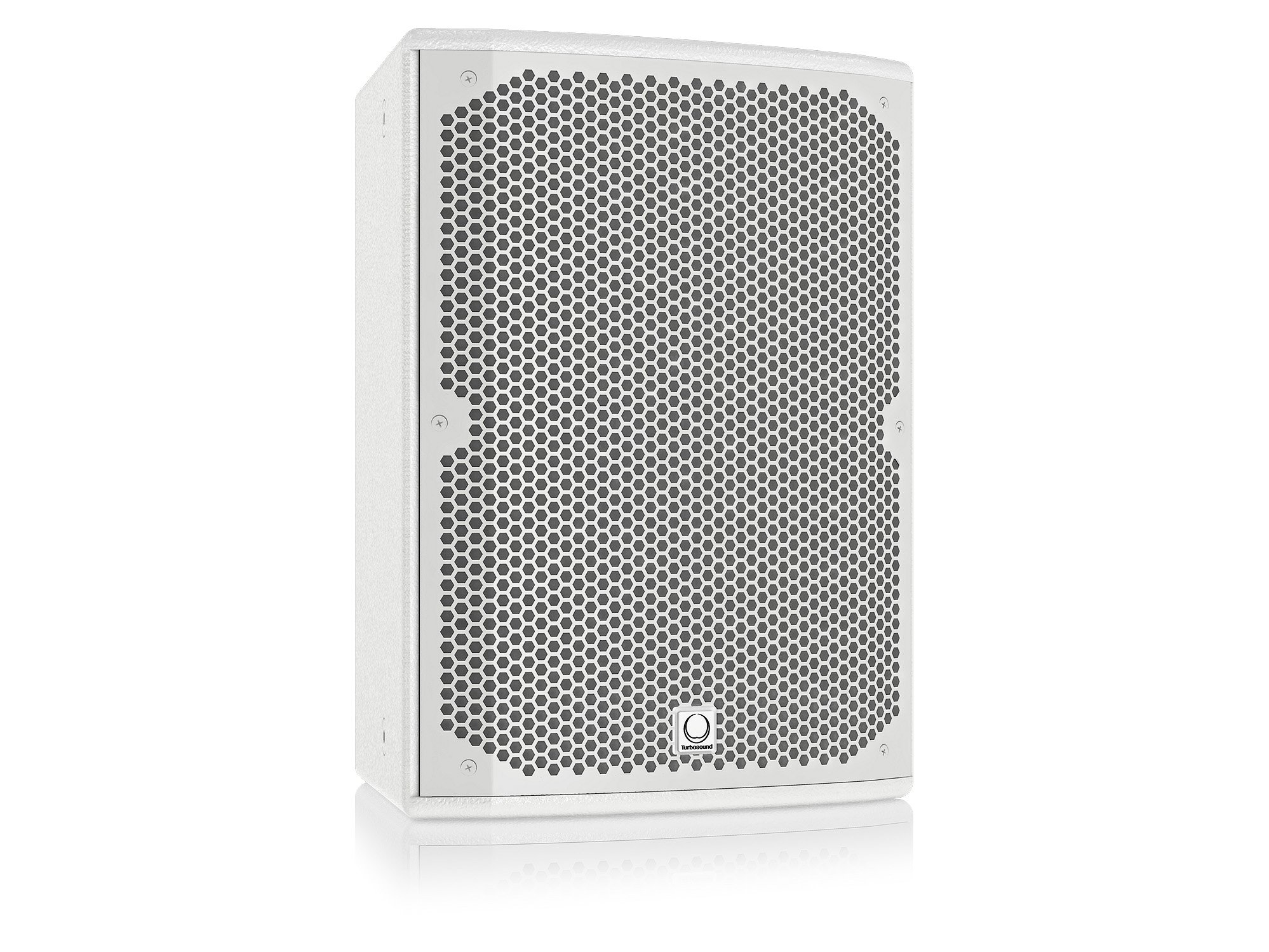 "200W 8"" 2-Way Speaker in White"