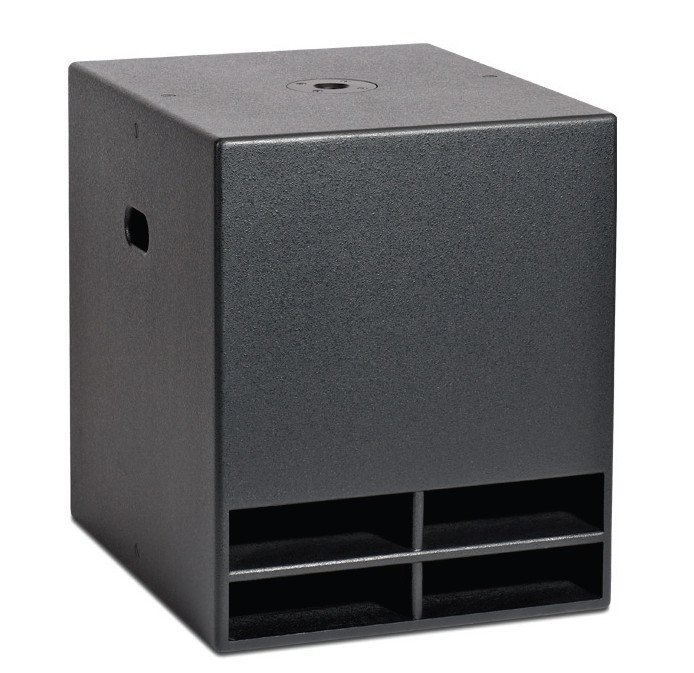 """1,000W 15"""" Subwoofer in White"""