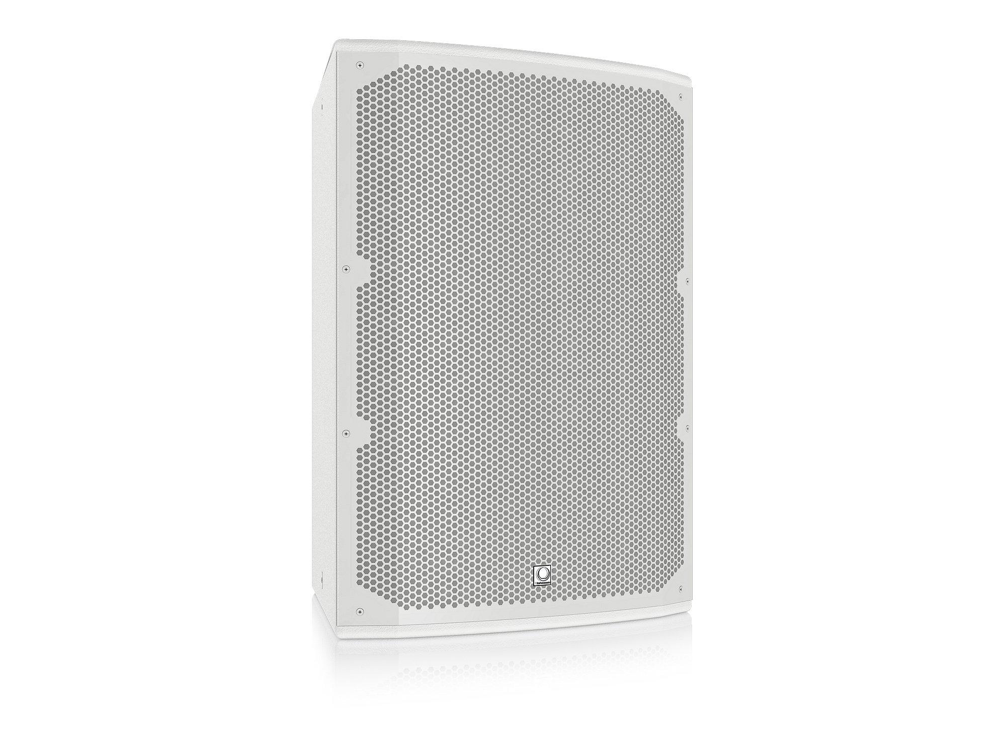 """350W 15"""" 2-Way Speaker in White"""