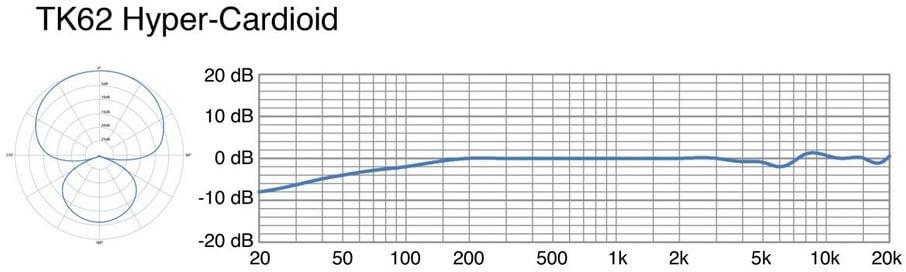 FET Hypercardioid Condenser Microphone