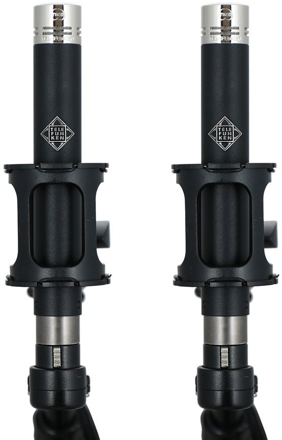 Matched Pair of M60 Small Diaphragm FET Cardioid Condenser Microphones