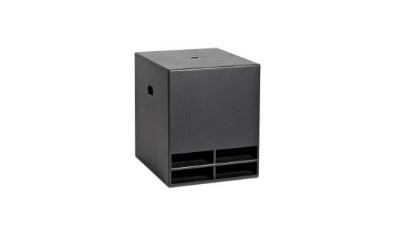 "1,000W 15"" Band Pass Subwoofer in Black"