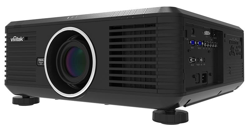 7000 Lumen 3D WXGA DLP Large Venue Projector