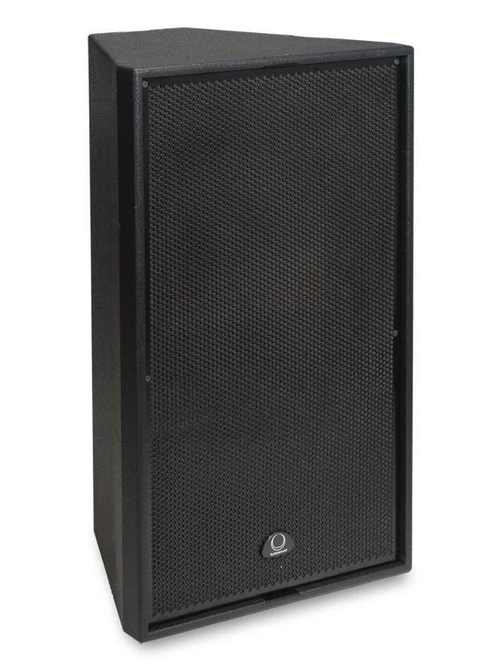 """15"""" Bi-Amp/Tri-Amp 3-Way Full-Range Arrayable Loudspeaker"""